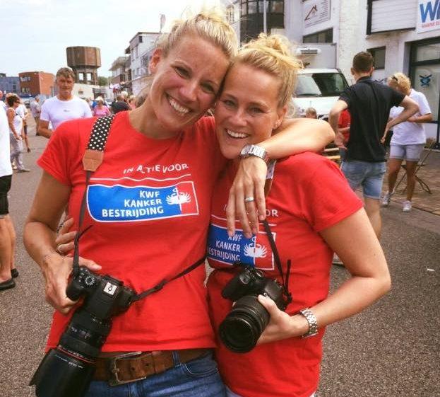 De fotografen van Puurmoment, Sanne Haver en Linda Offerman