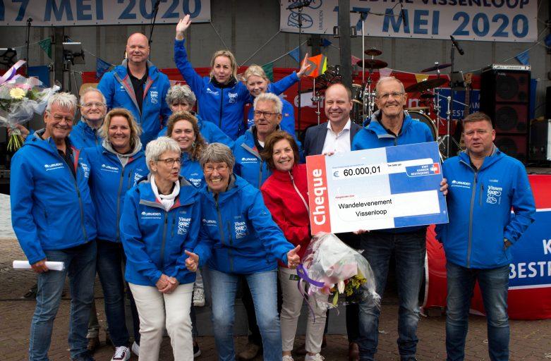 Vissenloop IJmuiden breekt records!