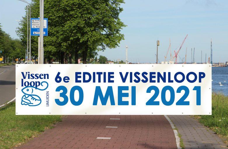6e Vissenloop op 30 mei 2021